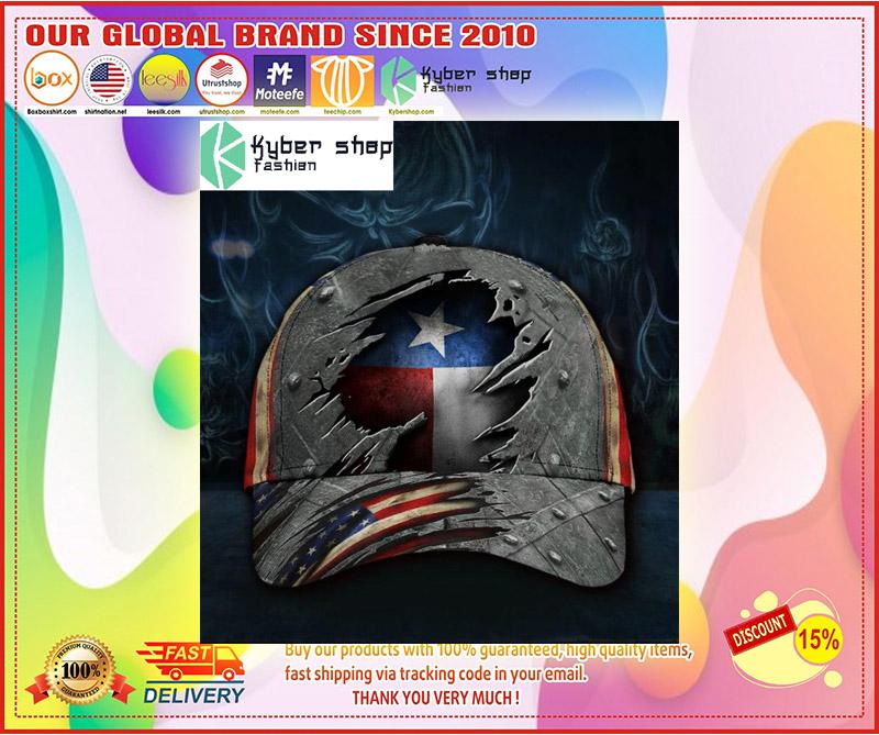 Texas state flag cap 4 1
