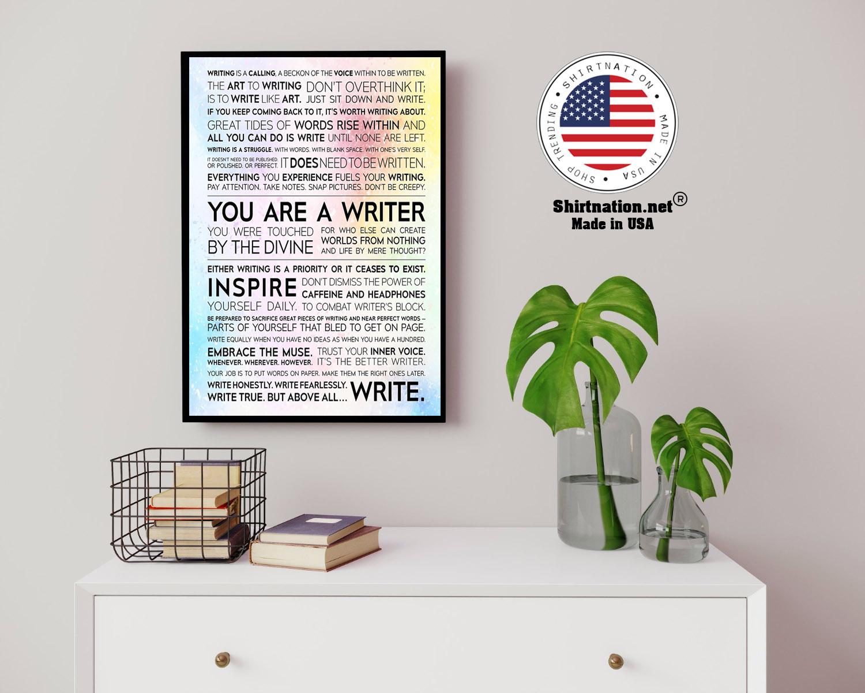 The Writing Manifesto Writer Inspiration 14