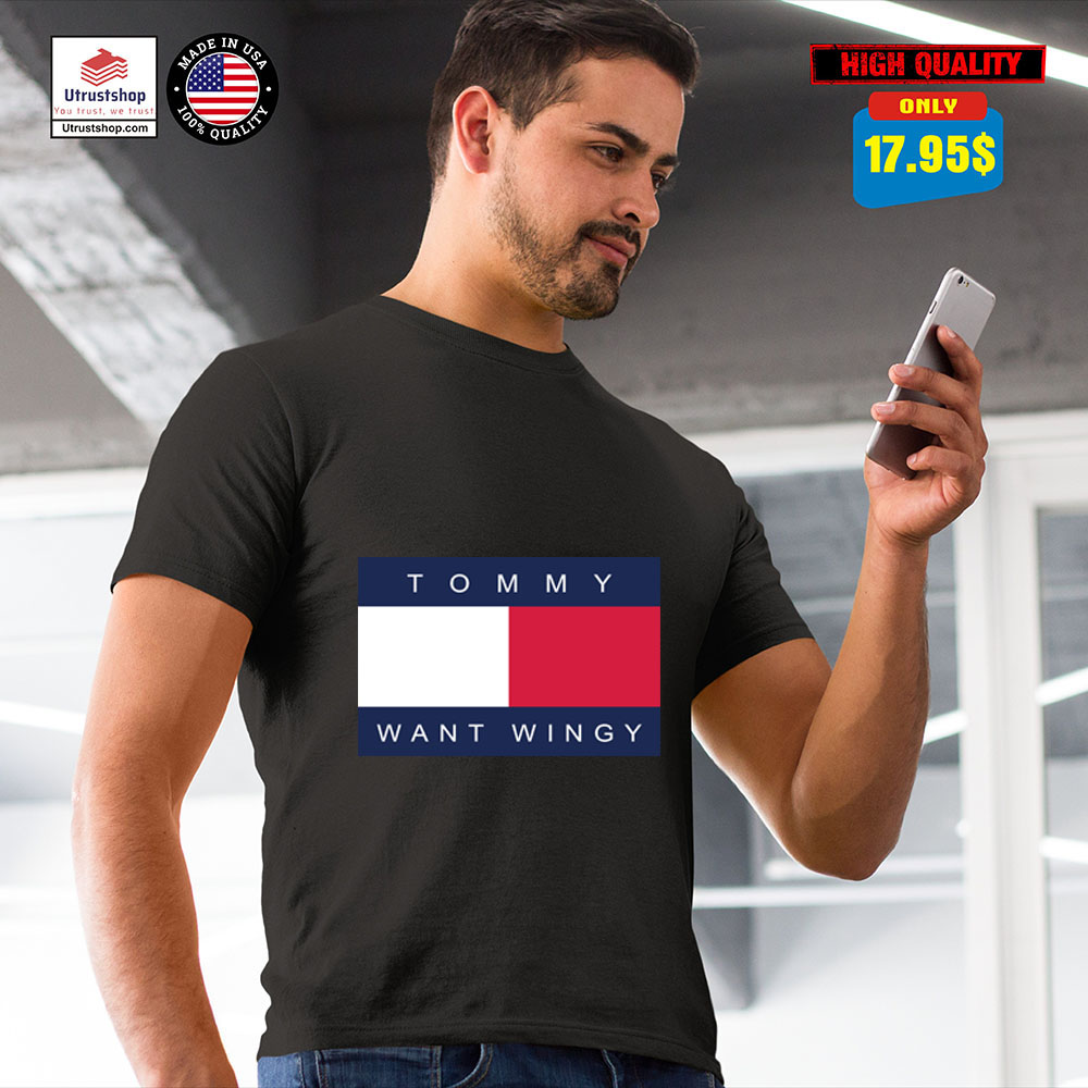 Tommy Hilfiger want wingy Shirt23423