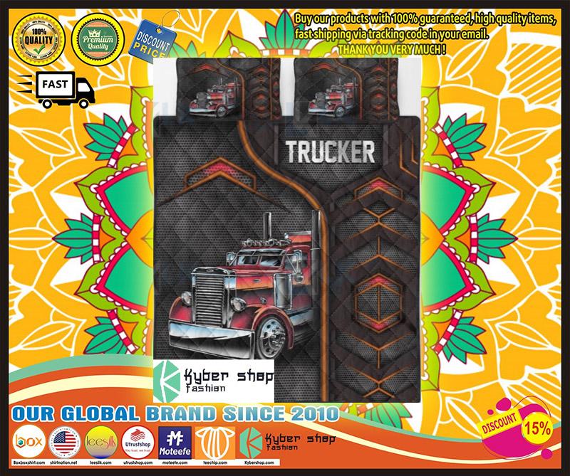 Trucker bedding set 1 1