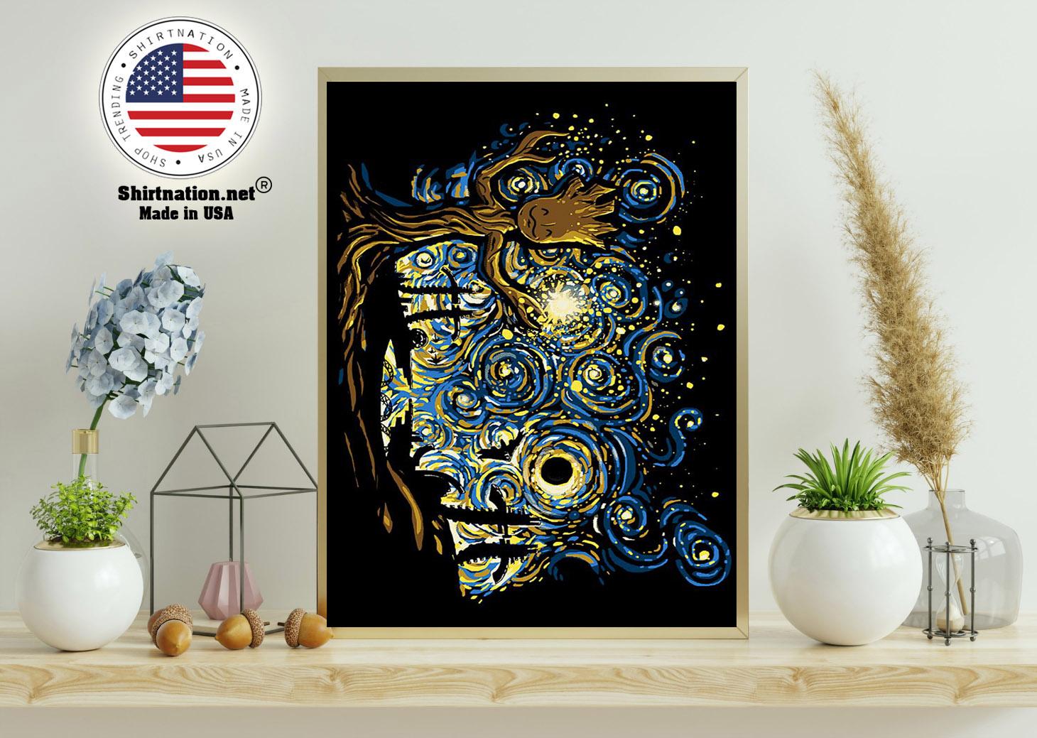 Vicent Van Gogh Groot poster 11