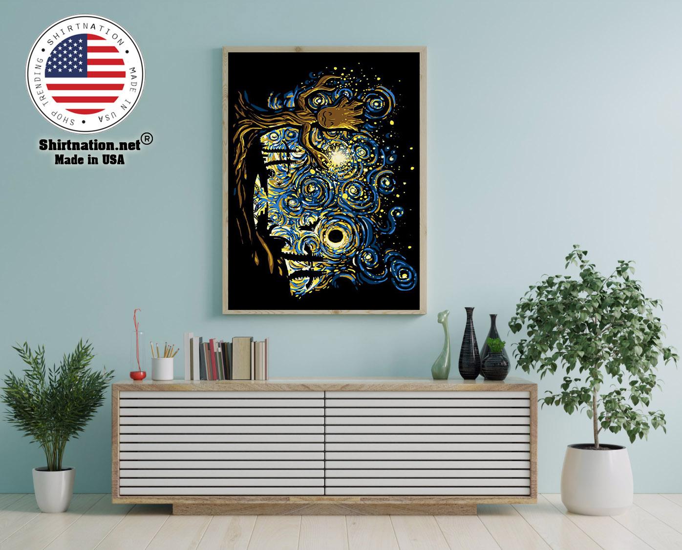 Vicent Van Gogh Groot poster 12