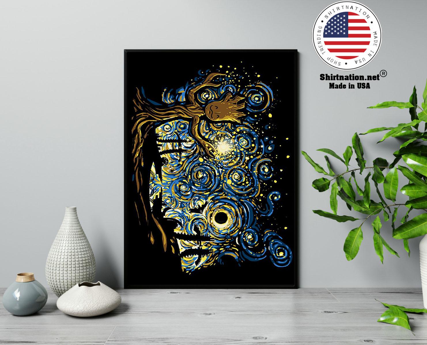 Vicent Van Gogh Groot poster 13