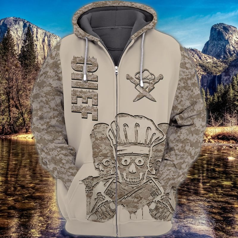 Chef I was made to play with knives and fire 3D hoodie11