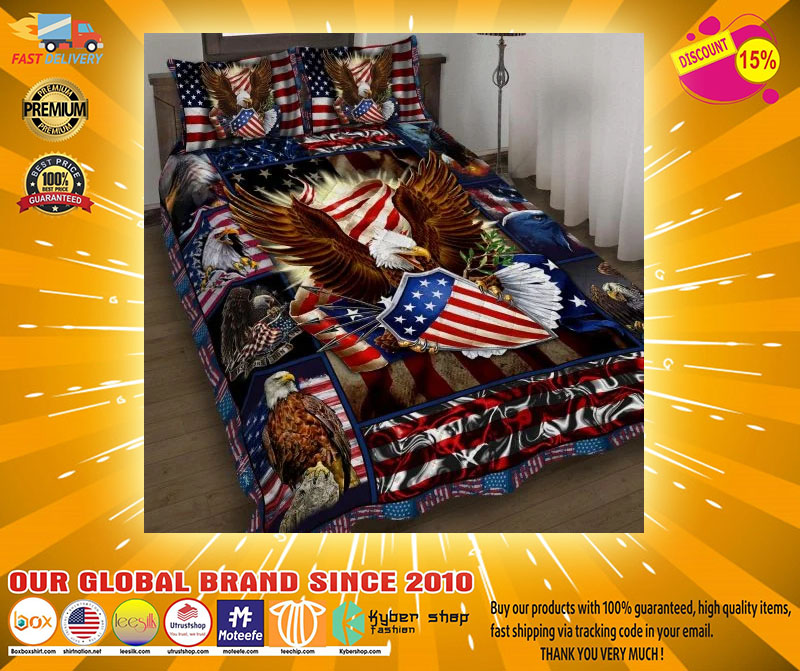 Eagle American bedding set3