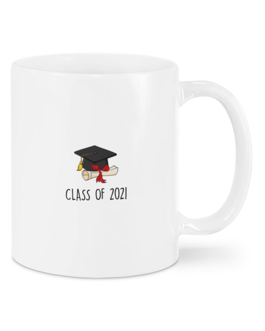 Even a global pandemic couldnt stop me custom name school mug2