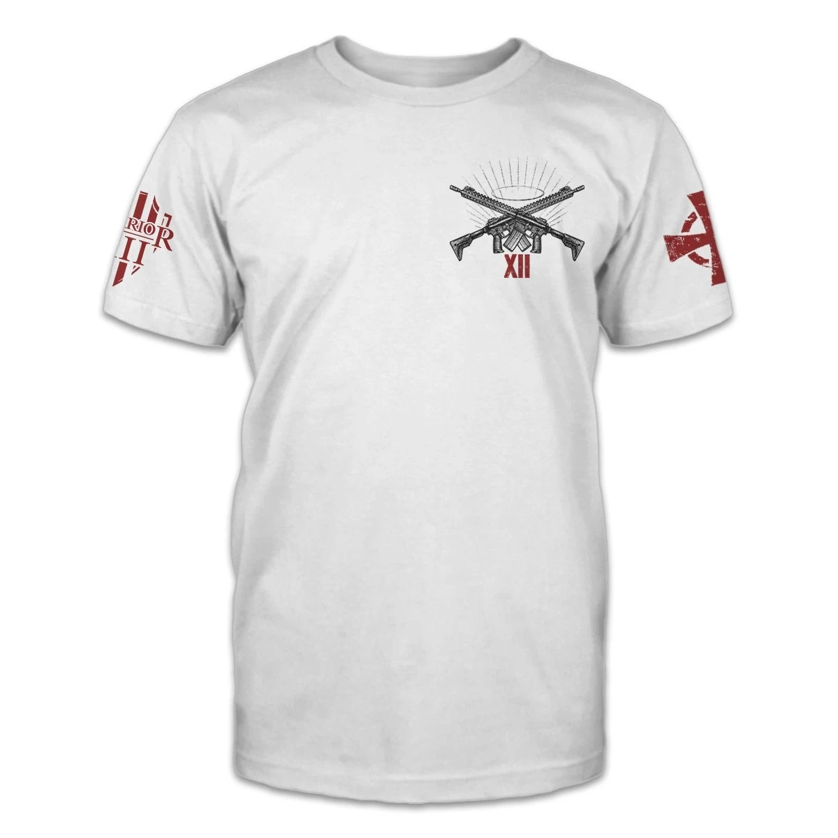 God gave his archangels weapons because wven the almighty knew T shirt3