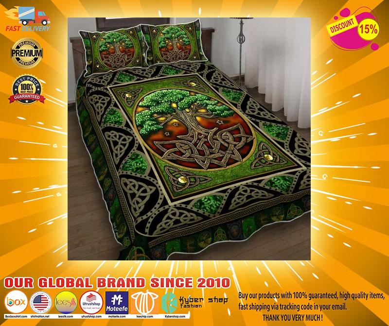 Irish tree bedding set21