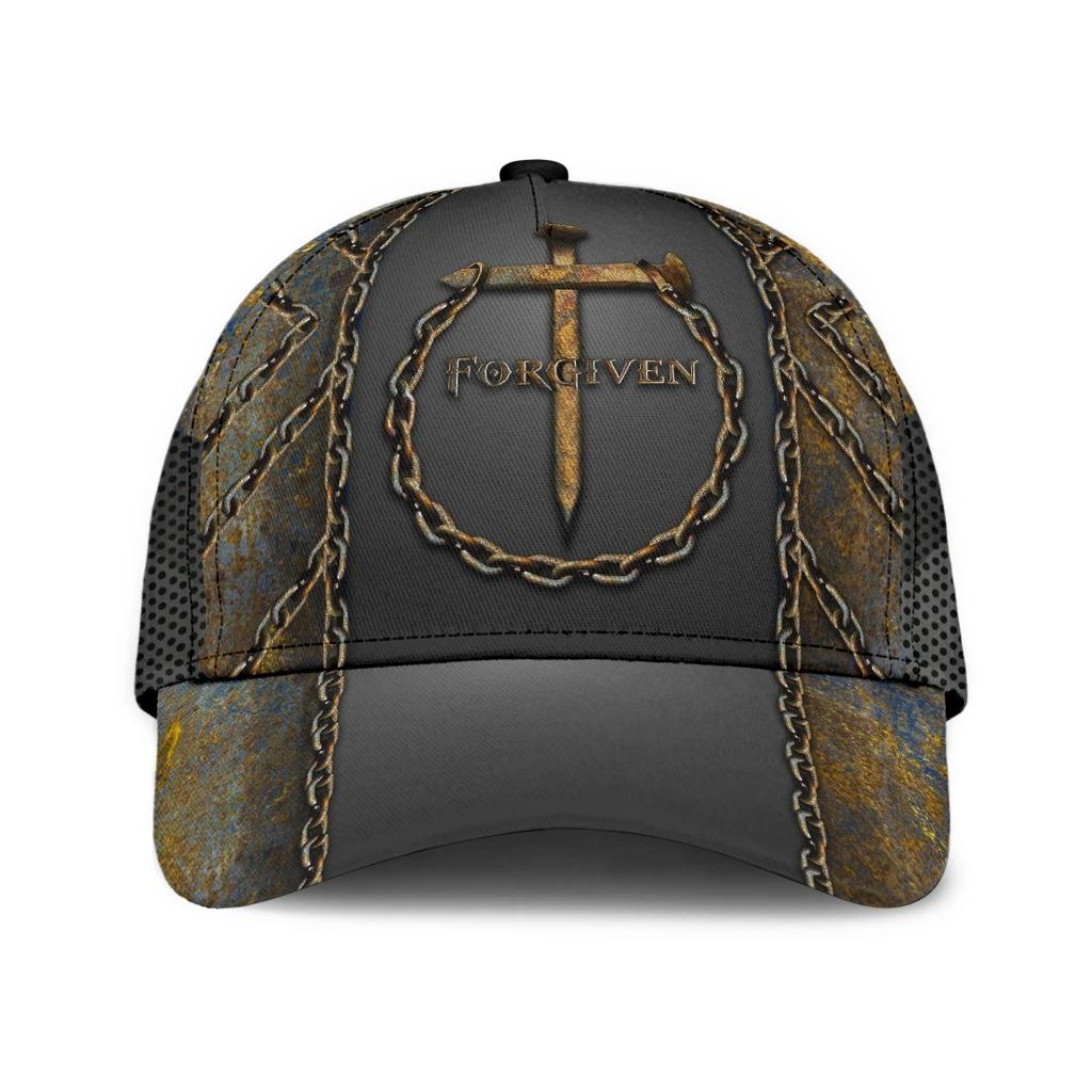 Jesus forgiven cap2