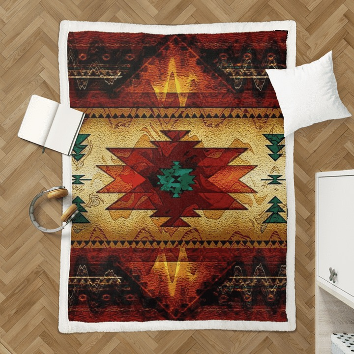 Native pattern quilt4