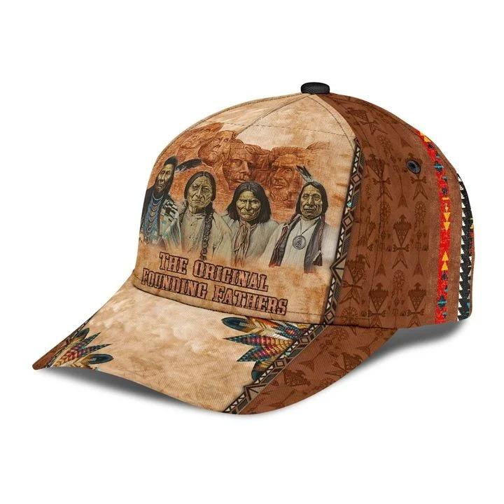 Native the otiginal founding fathers cap3