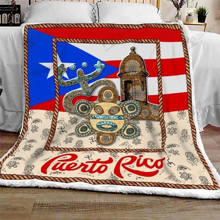 Puerto rico bedding set4