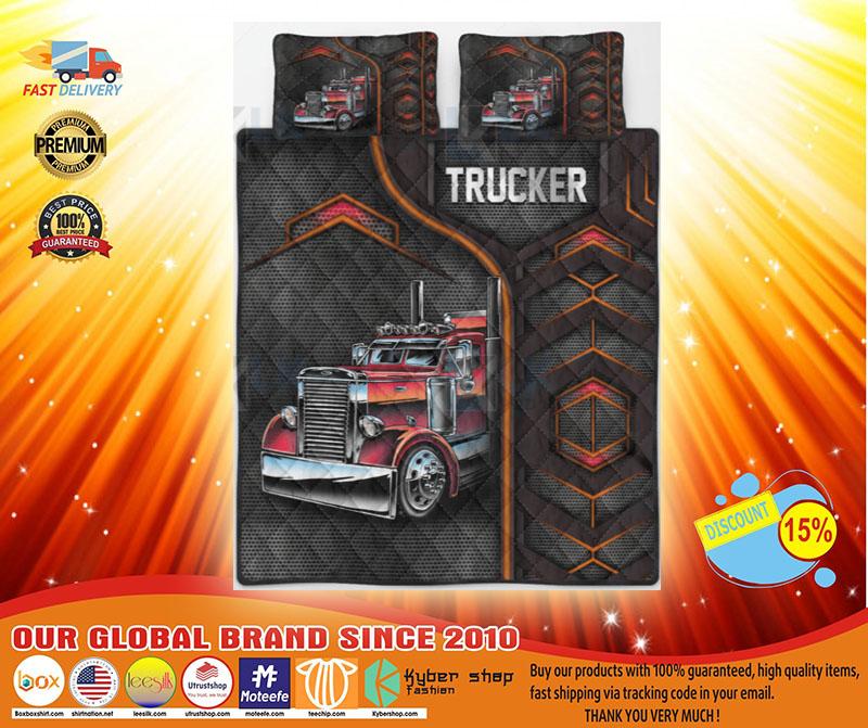 Trucker bedding set3
