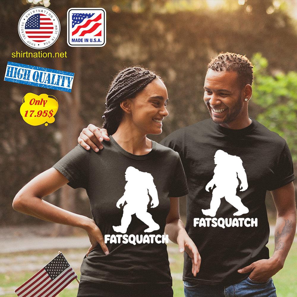 Bigfood Fatsquatch Shirt