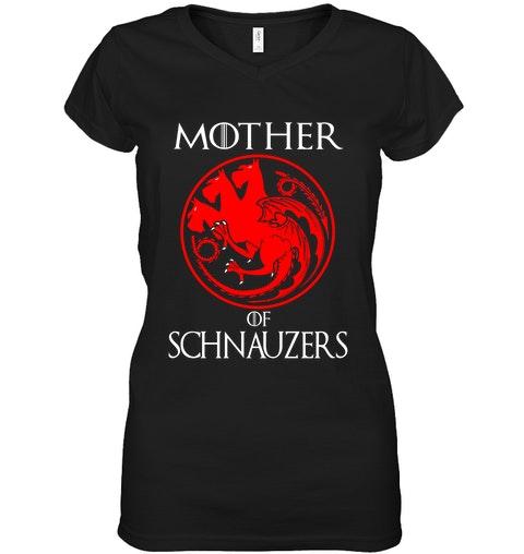 Dragon Mother of Schnauzers Shirt0