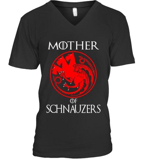 Dragon Mother of Schnauzers Shirt1