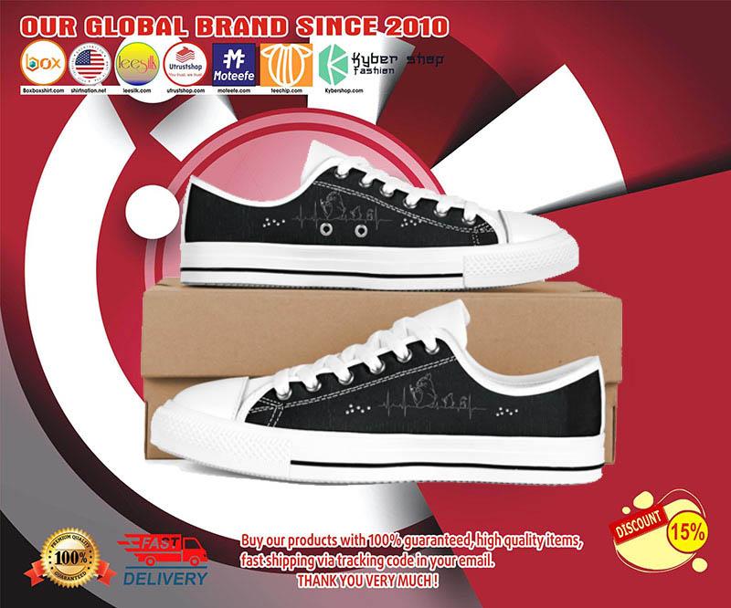 Ghibli man low top shoes 3