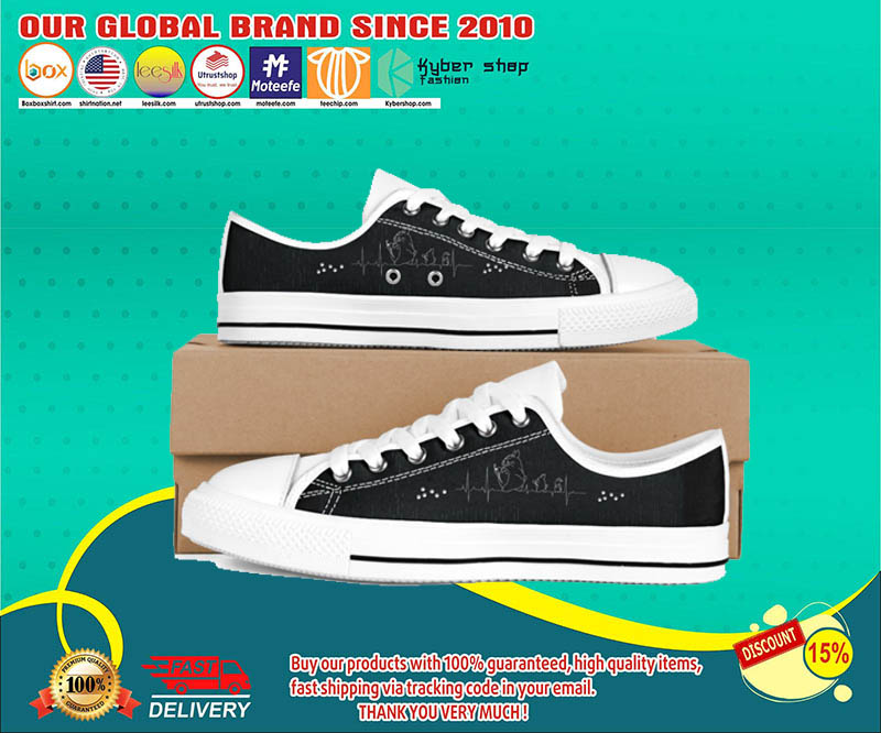 Ghibli man low top shoes 4