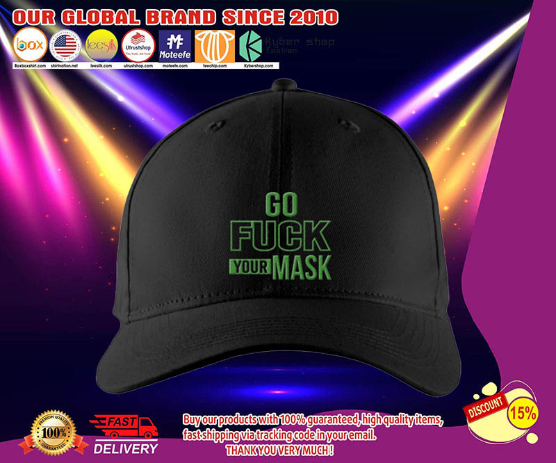 Go fuck your mask hat 3