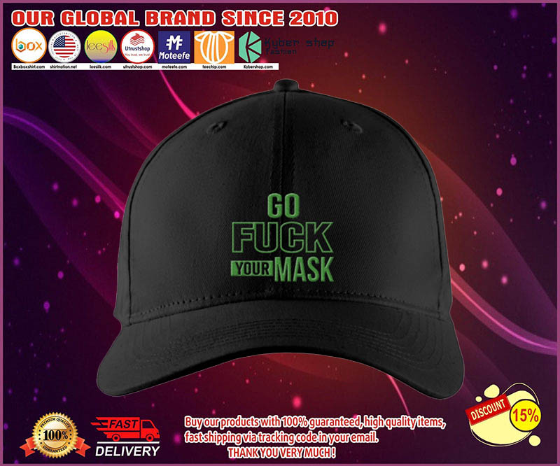 Go fuck your mask hat 4