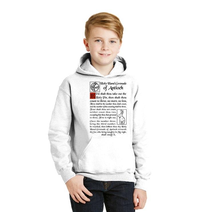 God Holy Hand Grenade Of Antioch Shirt 144