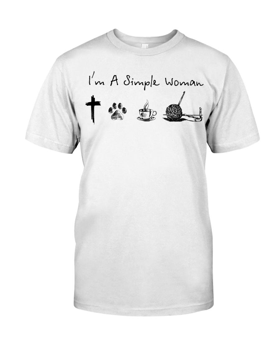 Im A Smiple Woman Shirt1