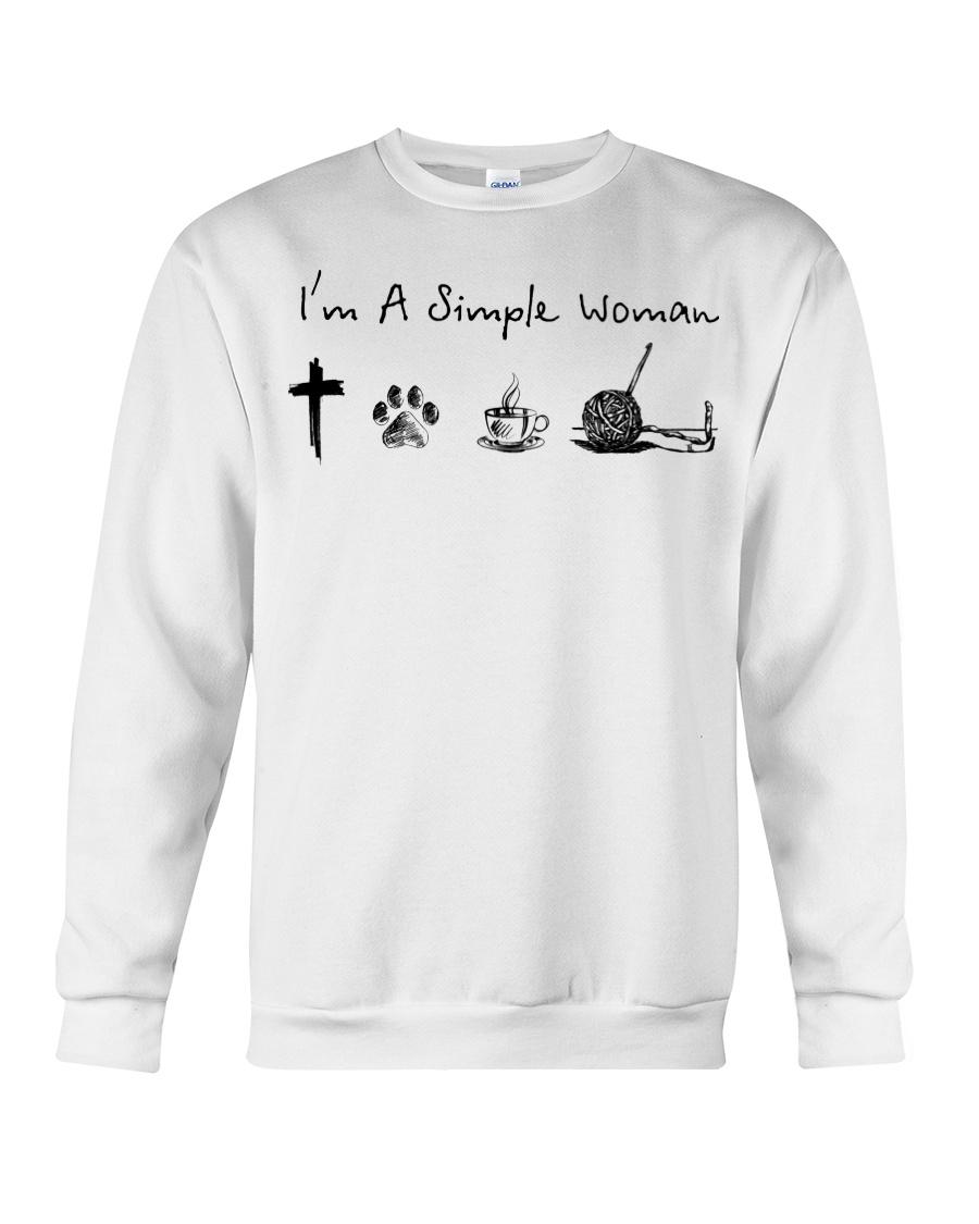Im A Smiple Woman Shirt7