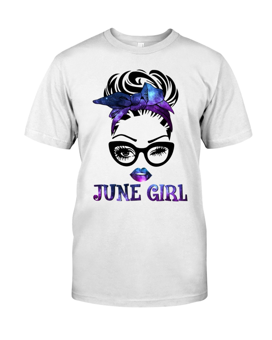 June Girl Shirt