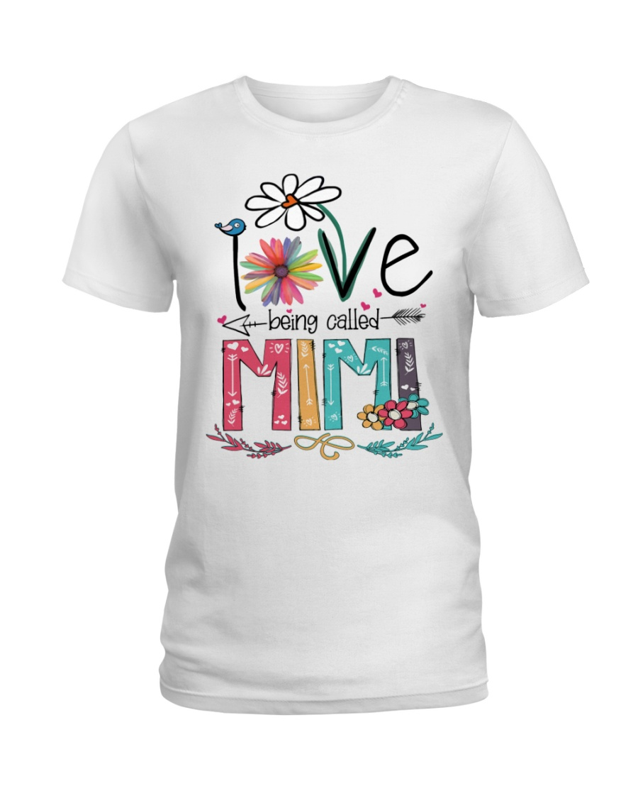 Love Being Called Mimi Shirt23