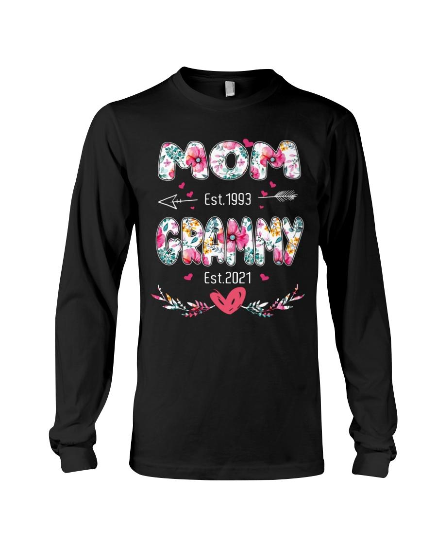Mom Est.1993 Grammy Est.2021 Shirt