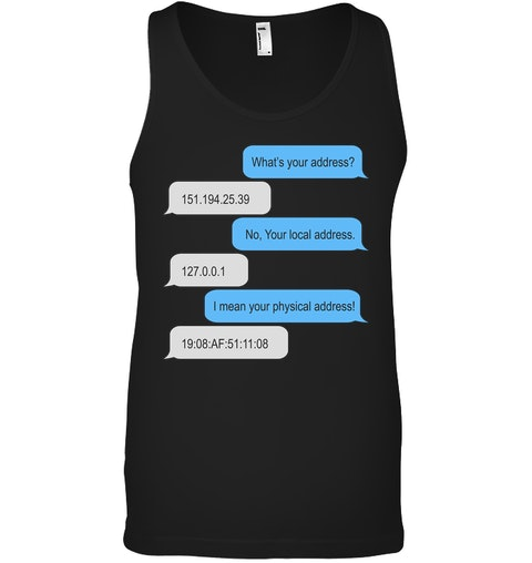 Programmer Whats Your Address no Your Local Address Shirt 7