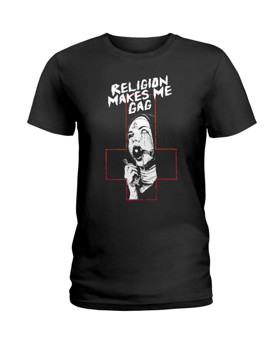 Religion Makes Me Gag Shirt1