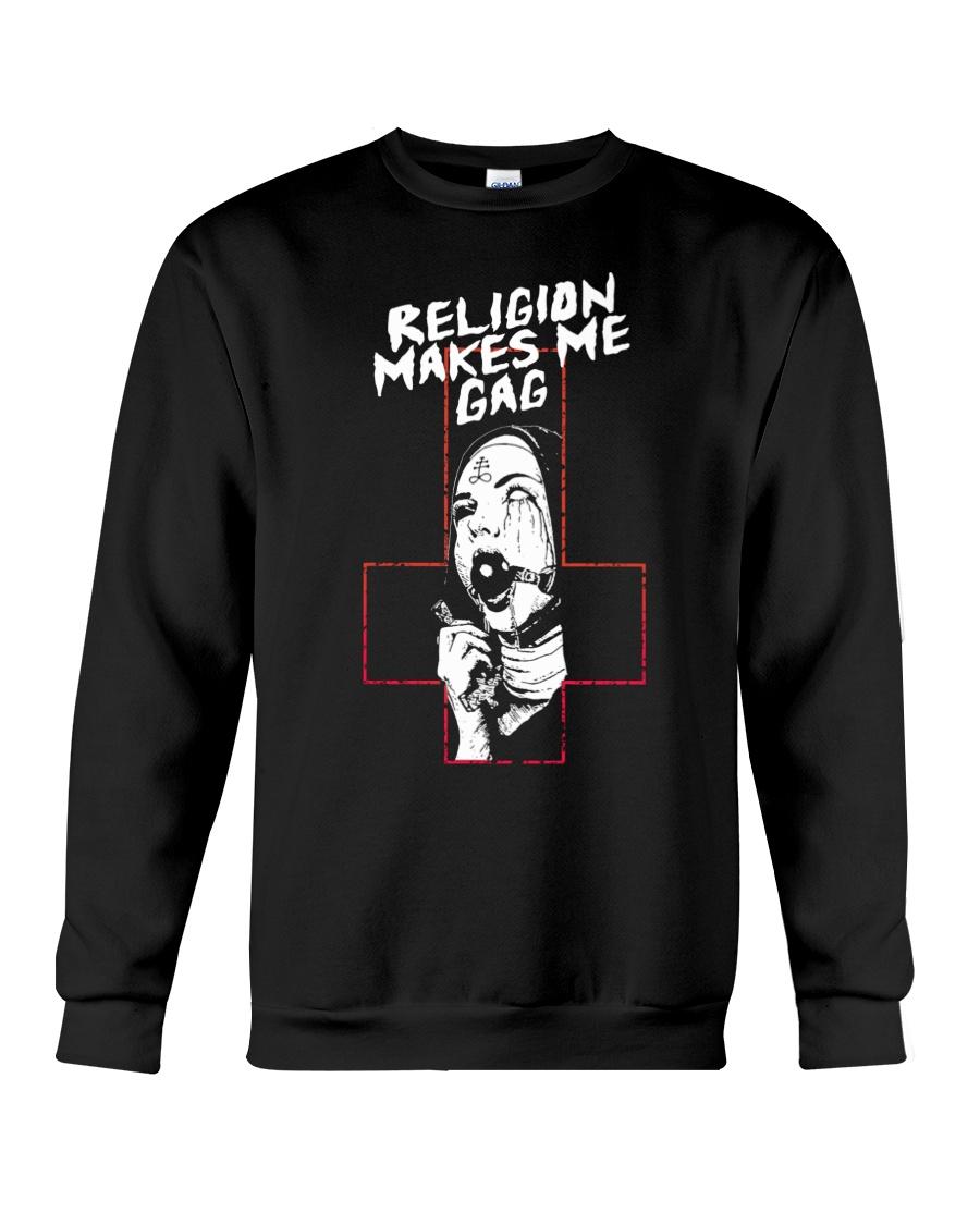 Religion Makes Me Gag Shirt2