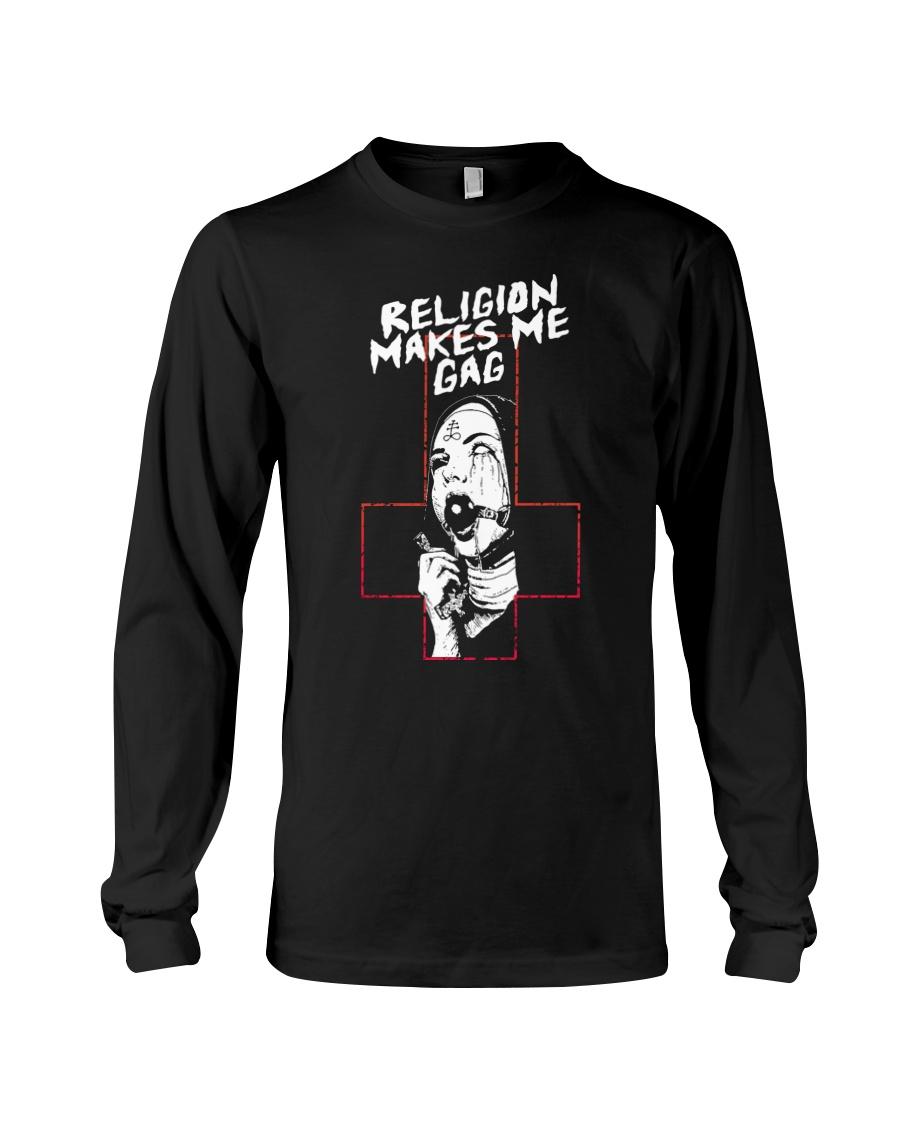 Religion Makes Me Gag Shirt7