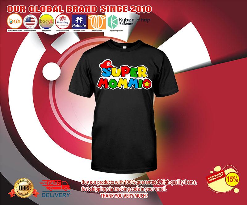 Super mommio shirt hoodie 2