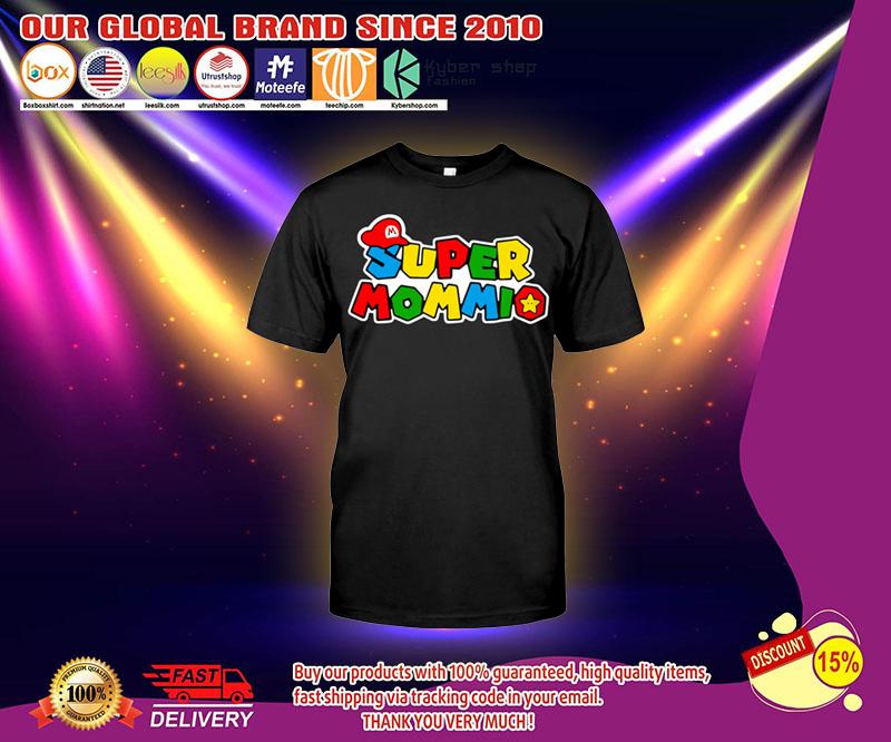 Super mommio shirt hoodie 3