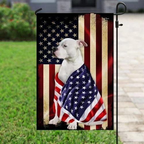 American bullgod patriot flag3