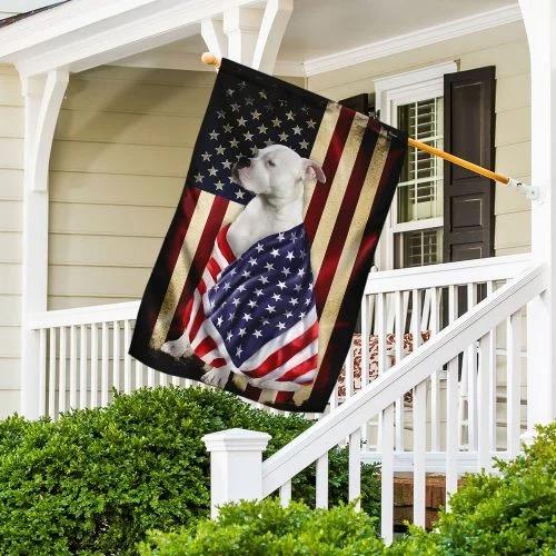 American bullgod patriot flag4