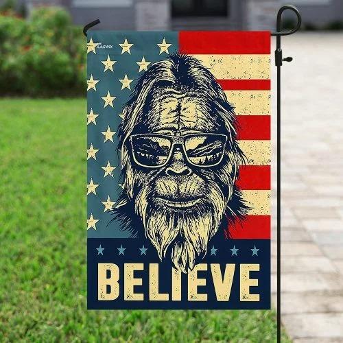 Bigfood believe American flag3