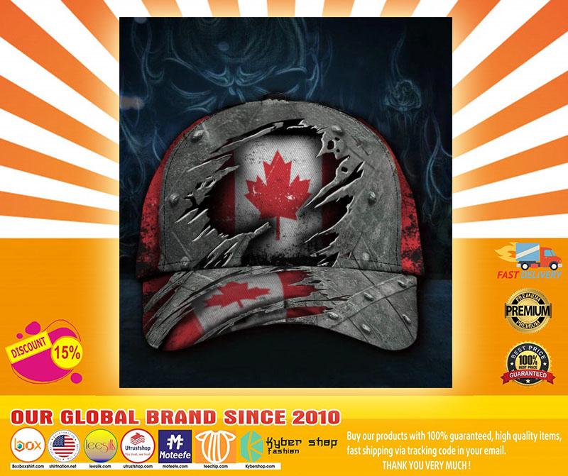 Canada flag classic cap4