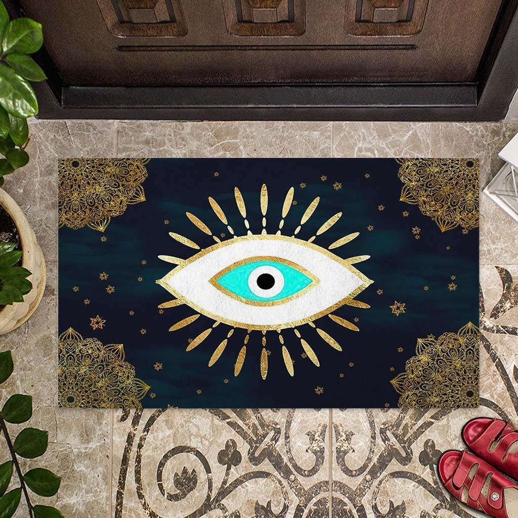 Evil eye doormat4 1
