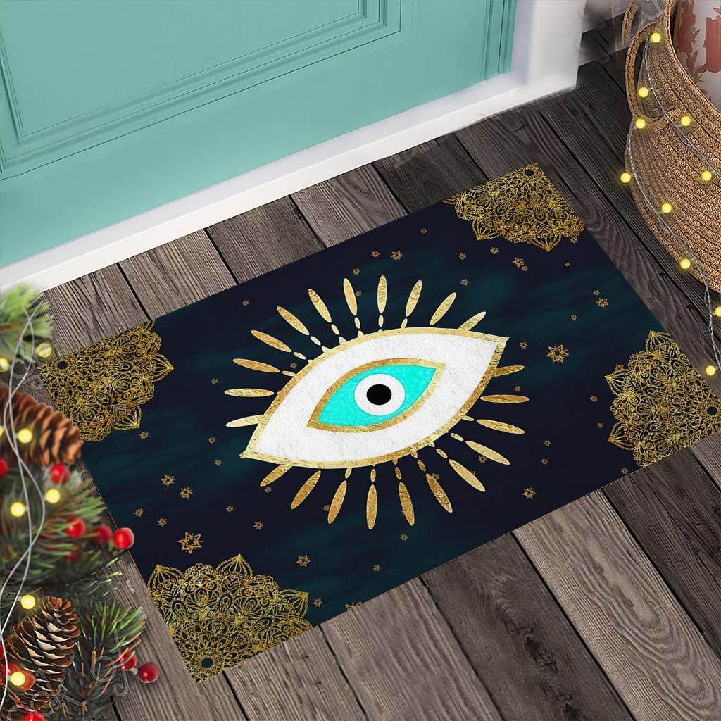 Evil eye doormat3 1