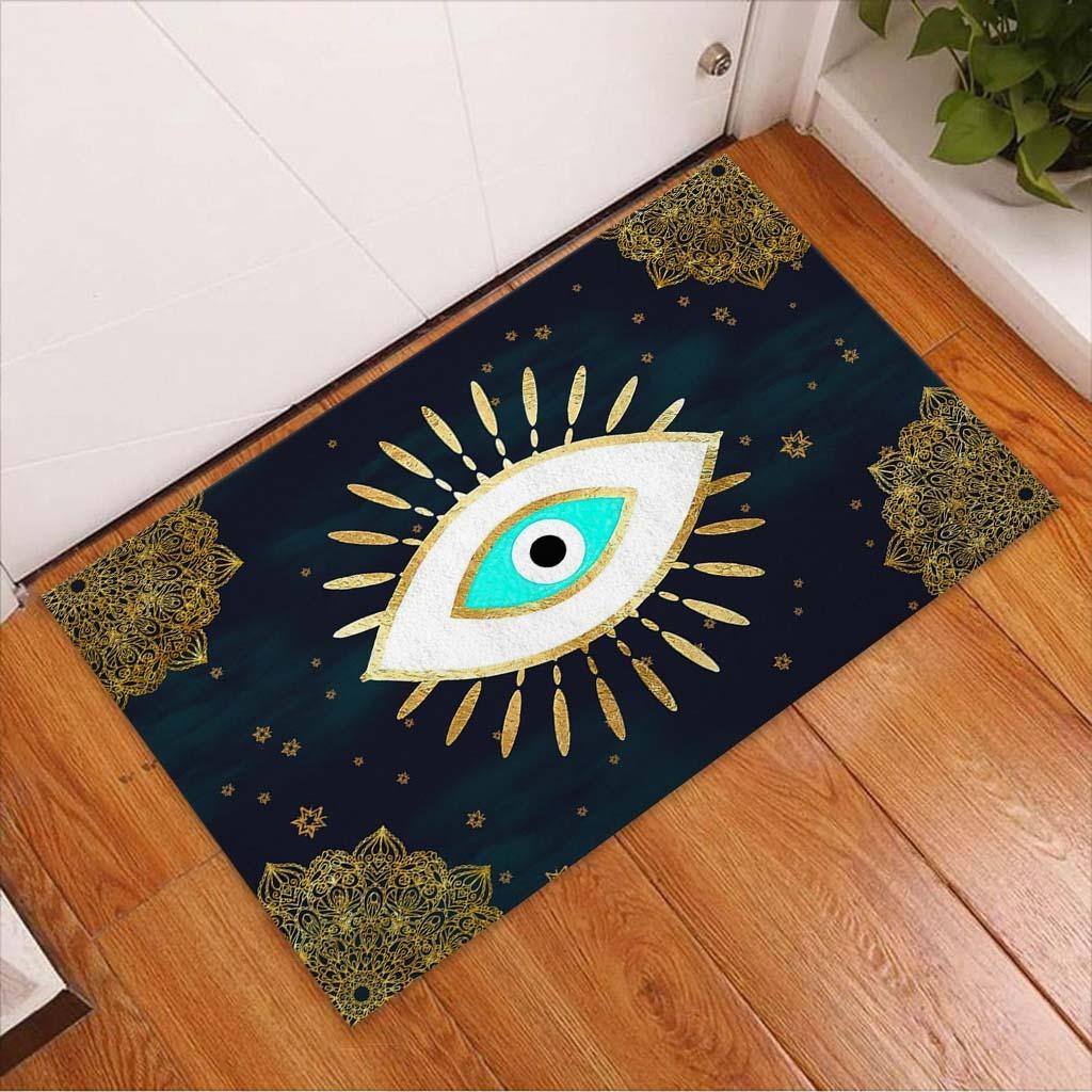 Evil eye doormat2 1