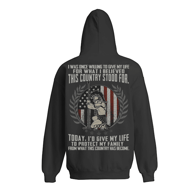 i was Once Willing to Give My Life for What I Believed This Country Stood for Shirt6