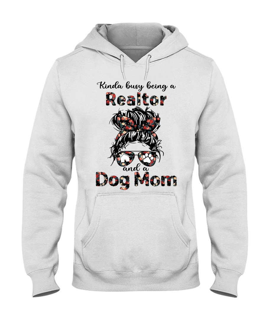 kinda Busy Being A Realtor And A Dog Mom Shirt5