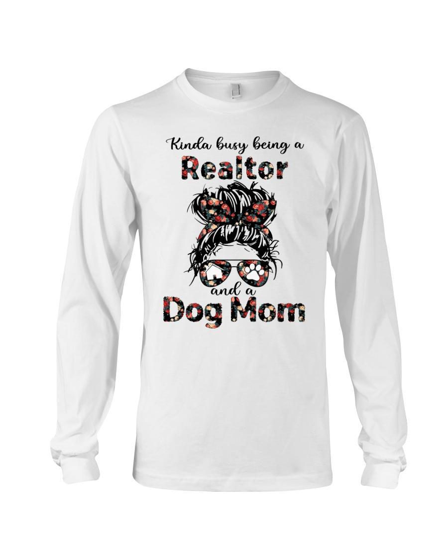 kinda Busy Being A Realtor And A Dog Mom Shirt7