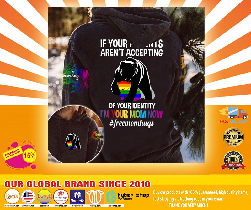 LGBT if you parents arent accepting of your identity 3D hoodie4