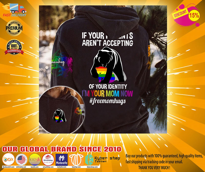 LGBT if you parents arent accepting of your identity 3D hoodie2