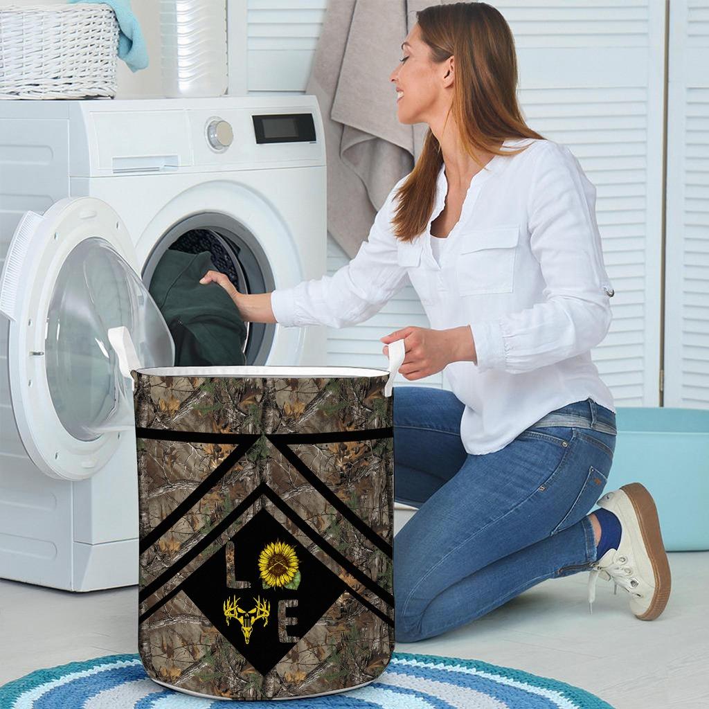 Love hunting basket laundry4