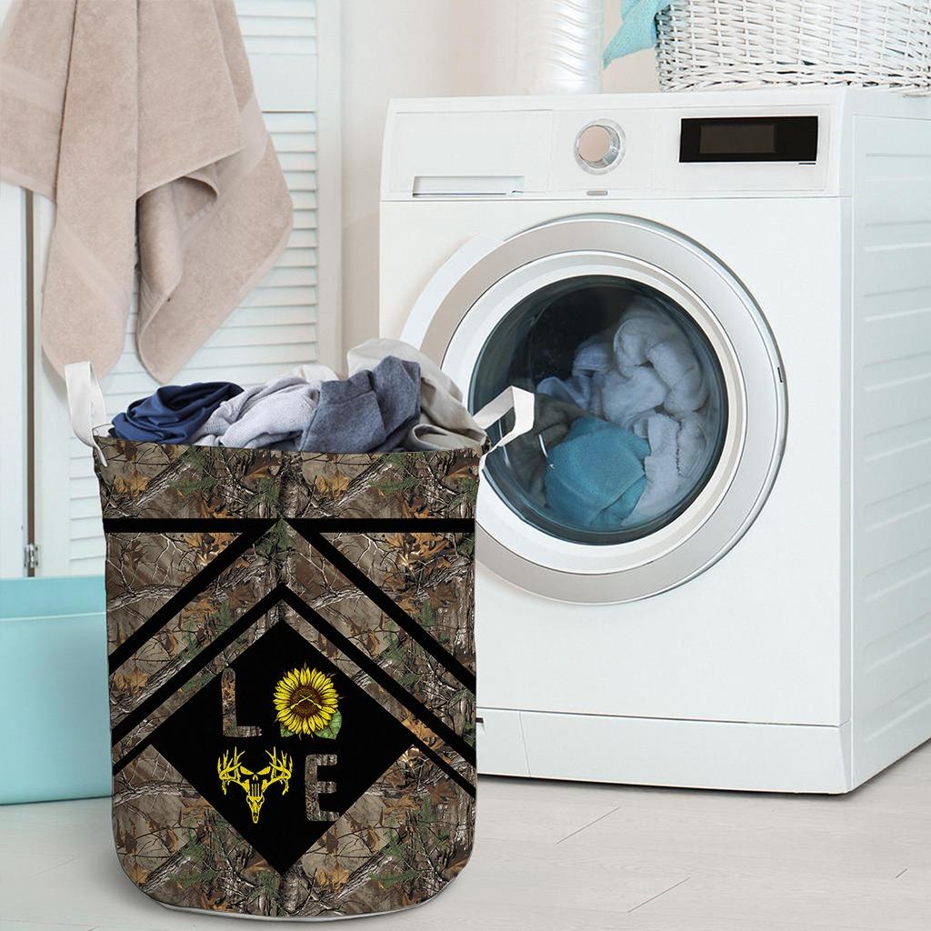 Love hunting basket laundry3